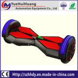 skate elétrico do balanço do auto de Bluetooth da roda 8inch 2