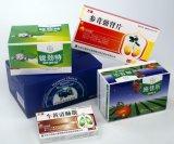Caja de regalo modificada para requisitos particulares del papel de la cartulina de la impresión del diseño