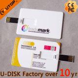 Cadeaux promotionnels chauds USB par la carte de crédit Pendrive (YT-3101L3) de Customerized