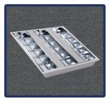 Luz de painel do escritório, lâmpada montada Recessed da grade 4X28W/T5