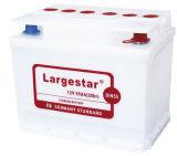 Padrão do RUÍDO da bateria de carro do armazenamento seco (DIN50)