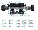 2 de Zelf In evenwicht brengende Elektrische Autoped van het wiel met LEIDENE Verlichting