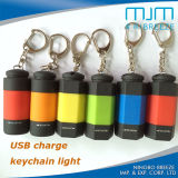 Super brillante luz cuadrada USB LED mini luz antorcha