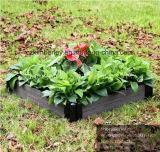 Plantador da flor de WPC DIY