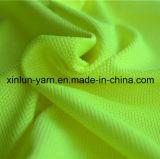 Tela común popular de la cuerda de rosca de Lycra de la tela de la porción de Lycra