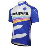 ジャージーを循環させるHonoraqpparel 2016の熱い販売によってカスタマイズされる短い袖
