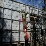 Tratamiento plegable del tanque de agua del uso de largo plazo