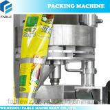 Form vertical Fill Seal Grain Packing Machine para Nuts Bean (FB-100G)