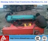 Élévateur de levage électrique de câble métallique de forme neuve