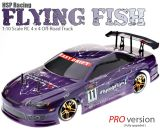 Energia Elétrica 94123 Brushless Hsp RC Drift Car