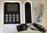 Pulso de disparo de tempo autônomo da impressão digital com o leitor de cartão da identificação (T9)
