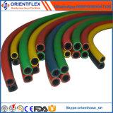 Tubo flessibile gemellare di gomma della saldatura della qualità superiore