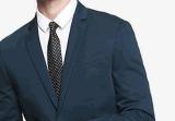 도매 Men의 Cotton 2 단추 Fashion Teal Suits