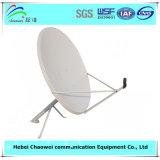 Высокое высокое качество антенны 90cm спутниковой антенна-тарелки увеличения