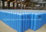 cilindro de gás composto do argônio de alta pressão do nitrogênio do oxigênio do dióxido de carbono 40L