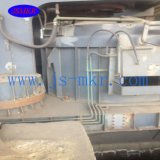 Tipo horizontal de frecuencia media modificado para requisitos particulares usado horno industrial