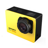 Il nuovo arrivo S800W impermeabilizza la macchina fotografica del casco della macchina fotografica 1080P WiFi di sport grandangolare 170 gradi
