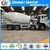 Sinotruk fort HOWO 8*4 12m3 camion de mélangeur concret de 10 mètres cubes à vendre