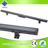 De aluminio de la aleación luz de la pared del control LED DMX512 remotamente