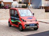 Каретный электрический автомобиль для семьи