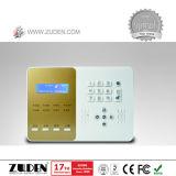 Sistema de alarme sem fio da G/M da HOME com protocolo de Cid