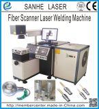machine 1064nm de soudure laser De scanner de la fibre 200W400W pour l'écran protecteur de téléphone mobile à vendre