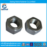 무거운 Non Standard Nut Carbon Steel Steel Hex Nuts (DIN934)