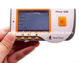 容易な操作手持ち型ECG EKGのモニタの心電図LCDの王子180b