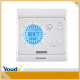 Day Programming를 가진 LCD Screen Underfloor Heating Thermostats