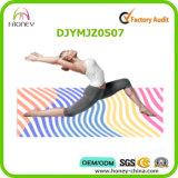 2016 het Populaire etiket van de Douane van de Mat van de Yoga Combo