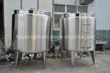 tanque de armazenamento da água quente de aço 1000L inoxidável