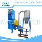 전문가 폐기물 PVC 단면도 쇄석기 기계