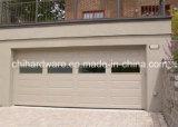 Portello piegante orizzontale del garage dei portelli del garage con la finestra