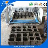 Máquina concreta móvel da colocação de ovo do bloco do cimento Wt10-15 para a venda