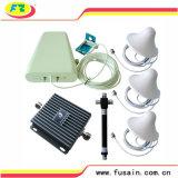 Servocommande mobile à deux bandes de signal de la couverture 850MHz/1900MHz GM/M 3G de salles de la puissance plus élevée 3 grande