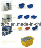 [200إكس300إكس200مّ] تخزين بلاستيكيّة متحرّك قابل للتراكم مستودع إمداد صينيّة/صندوق/خانة/وعاء صندوق ([سف3220])