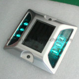 Blinkender Solarreflektierender LED Straßen-Stift der IP68 katzenauge-