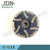 Инструменты колеса чашки диаманта скрепления смолаы Jdk меля