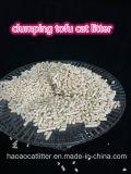 Tofu, der Eco Katze-Sänfte aufhäuft