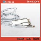 HDMIのコンバーターへの可動装置