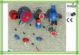 Série extérieure de robot de groupe de Cour de jeu-Kaiqi de matériel de cour de jeu dans des glissières de stationnements et de parc d'attractions, cour de jeu, région de Residentional