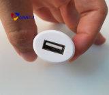 Chargeur duel de mobile d'Universa de véhicule plus léger de cigarette de chargeur de voiture d'USB