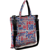 도매 최신 꽃 무늬 끈달린 가방, 어깨에 매는 가방 2016년