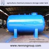 Tanque de pressão químico T-57 da planta FRP do oxigênio líquido