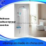Jogo acessório do chuveiro do banheiro durável flexível