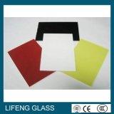 Стекло печатание шелковой ширмы воды упорное отлакированное стеклянное