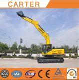 Máquina escavadora resistente hidráulica Multifunction do Backhoe da esteira rolante de Carter CT240-8c (24t)