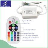 220V RGB de controle remoto para a luz de néon do diodo emissor de luz