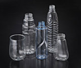Niedriger Preis-Plastikhaustier-Mineralwasser-Flaschen-Schlag-formenmaschine