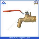 Faucet de bronze /Tap/Bibcock de 100 gramas para a água (YD-2019)